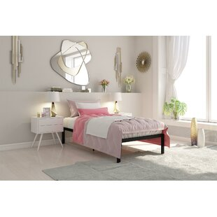 High Quality Nageshwar Metal Frame Platform Bed