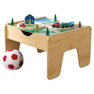 Kids Play Table With Storage Wayfair