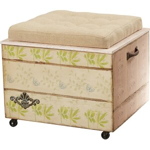 Sherwood Crate Storage Ottoman by One Allium Way