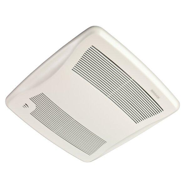 Broan Ultra 110 Cfm Energy Star Bathroom Fan With Humidity Sensing Wayfair