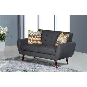 Zipcode Design Diara Living Room Loveseat Image
