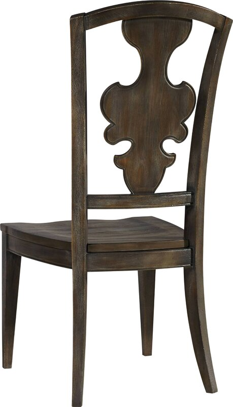 Madeleine Solid Wood Dining Chair
