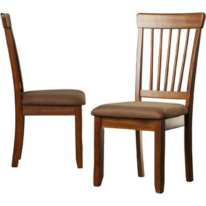 Rustic Kitchen Dining Chairs Youll Love Wayfair