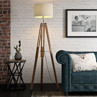 Dark wood tripod floor lamp wayfair search results for dark wood tripod floor lamp mozeypictures Image collections