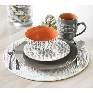 e26949b70d03 Tangiers 16 Piece Dinnerware Set
