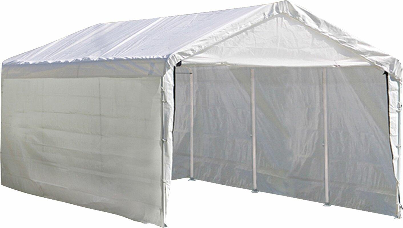 Max AP 10 Ft. W x 20 Ft. D Steel Party Tent