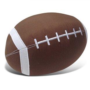 Football Decor Throw Pillow