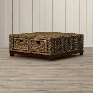 Superbe Hallandale Woven Coffee Table