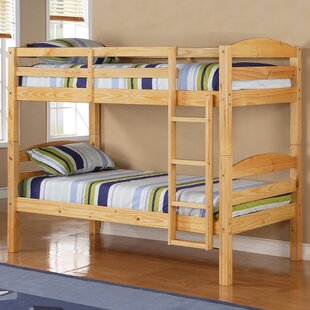 Wood Spindle Twin Bed Wayfair