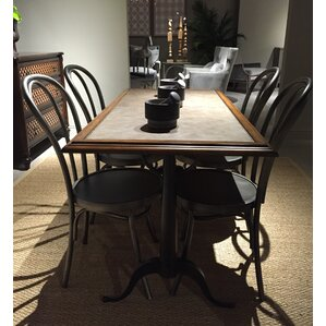 Lalani 30'' Dining Table by Tre..