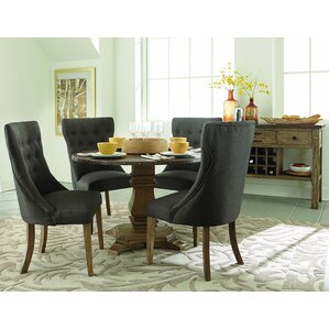 Perryman 5 Piece Dining Set by One Allium Way