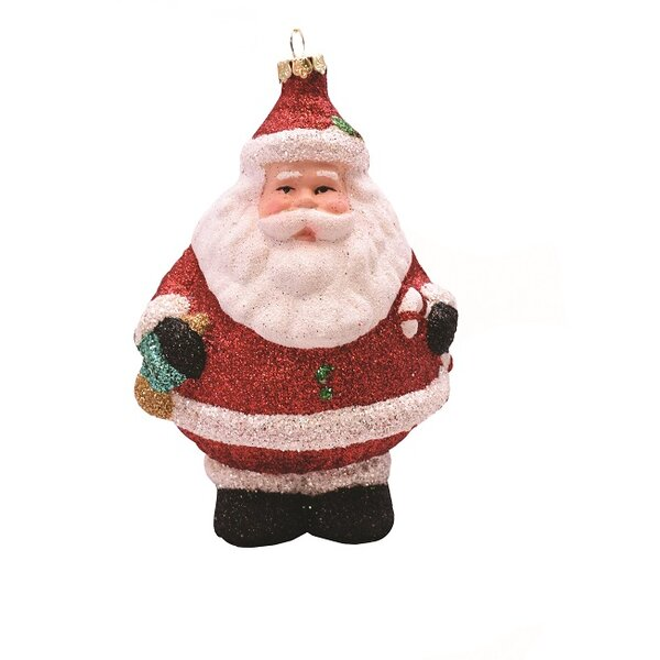 santa christmas ornaments youll love wayfair