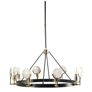 Liam 8-Light Candle-Style Chandelier