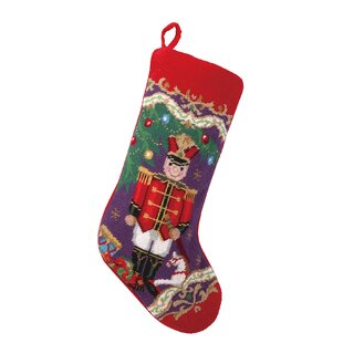 xmas soldier stocking - Christmas Soldier
