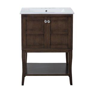 225 & Find the Perfect Solid Wood Bathroom Vanities | Wayfair