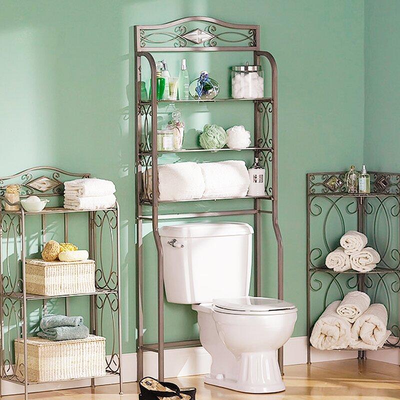 Lyon 3 Piece Bathroom Storage Set