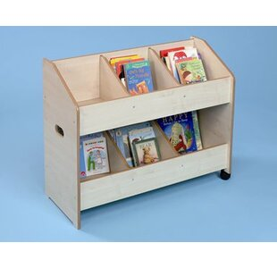 Mobile Classroom Organizer in Maple by Twoey Toys
