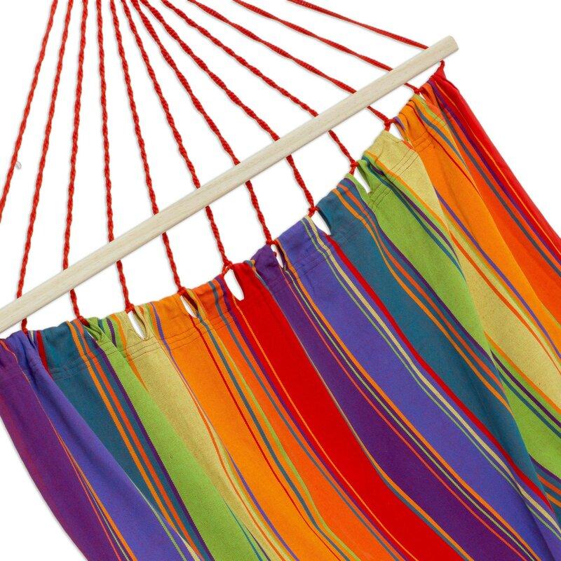 bay isle home kazivera colorful rest cotton tree hammock wayfair