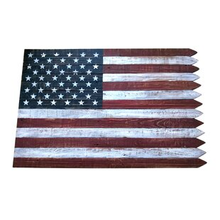 American Flag Wall Art Metal Wayfair