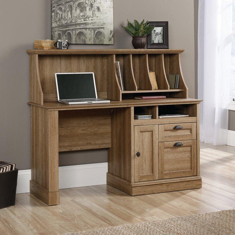 Beachcrest Home Bowerbank puter Desk & Reviews