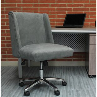 Aliana Decorative Mid Back Desk Chair