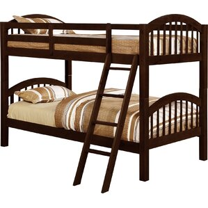 mireya twin bunk bed