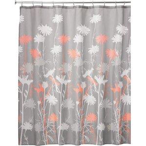 Darla Shower CurtainShower Curtains   Joss   Main. Red And Cream Shower Curtain. Home Design Ideas