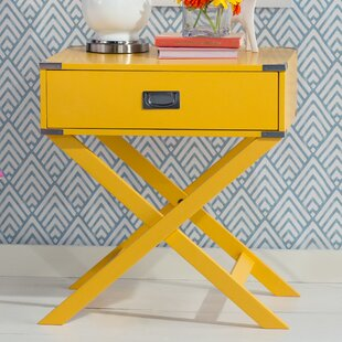 Exceptionnel Mustard Yellow End Table | Wayfair