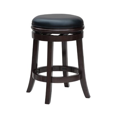 Backless Faux Leather Counter Height Bar Stools You Ll