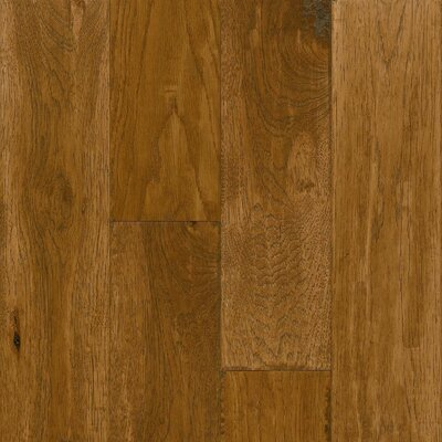 """3-1/4"""" Solid Hickory Hardwood Flooring In Clover Honey By Forest Valley Flooring Armstrong Flooring"""