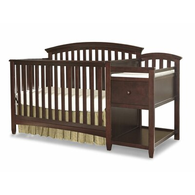 crib changing table combo. Black Bedroom Furniture Sets. Home Design Ideas