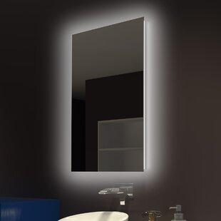 Moumoune Backlit Bathroom/Vanity Mirror