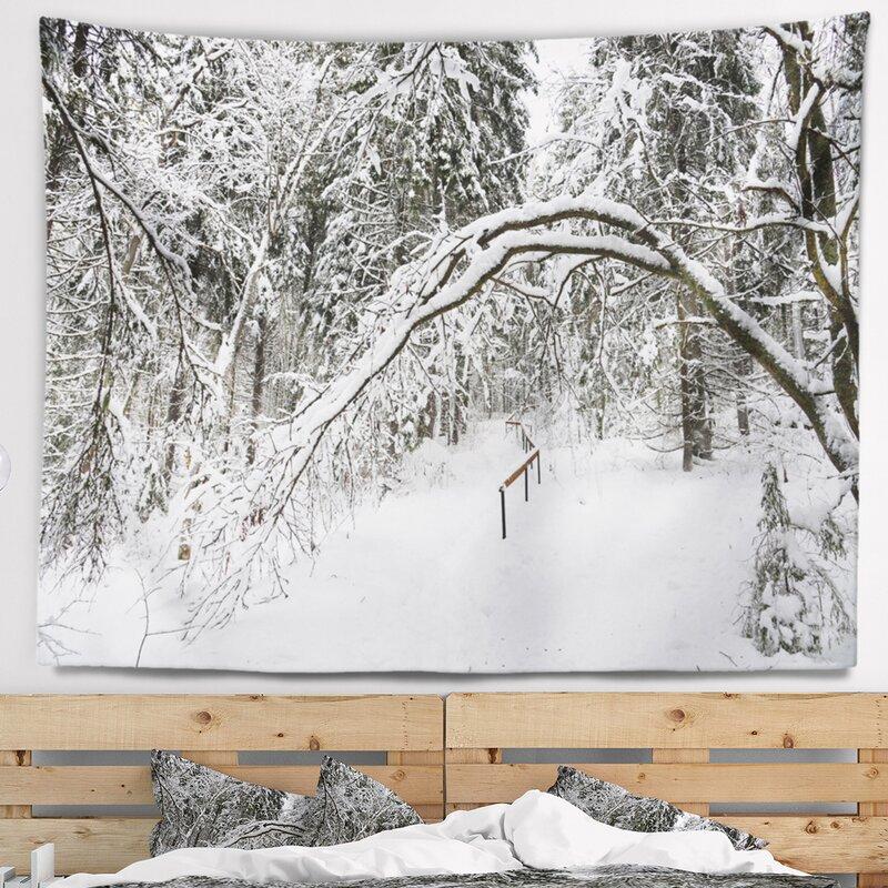 Winter Forest Base /& Background set