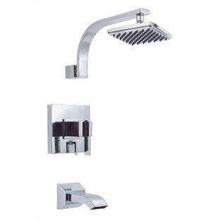 Push On Bath Shower Attachment shower head and tub faucet | wayfair