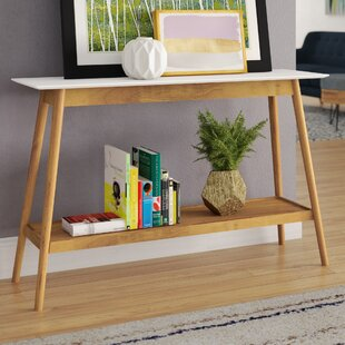 Mid Century Modern Console Tables You Ll Love Wayfair