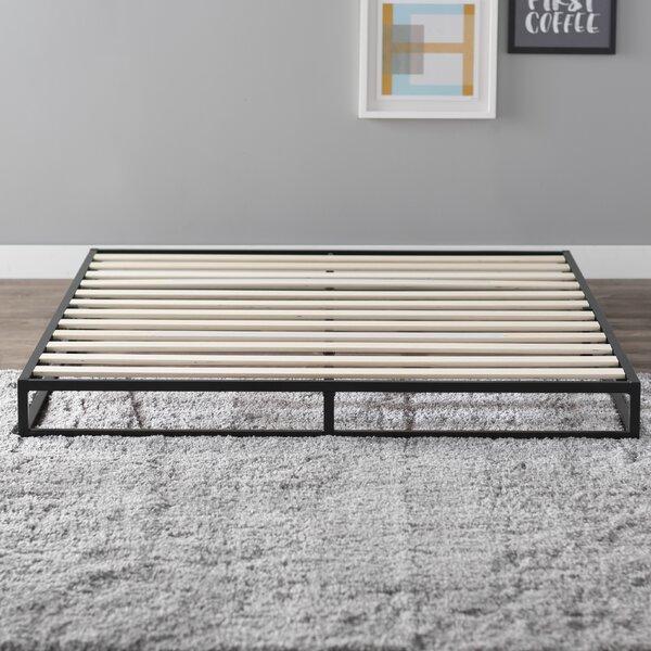 Very Low Platform Bed