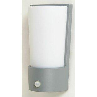 Eco light pir security lights wayfair pino 1 light outdoor flush mount mozeypictures Gallery
