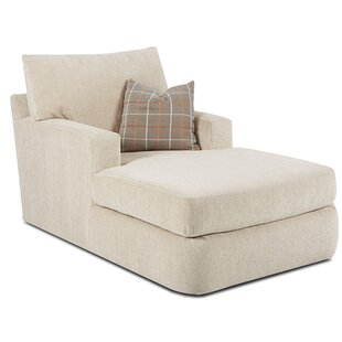 Simms Chaise Lounge. By Klaussner Furniture