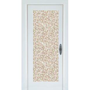 Window Decor Brushstrokes Door Film