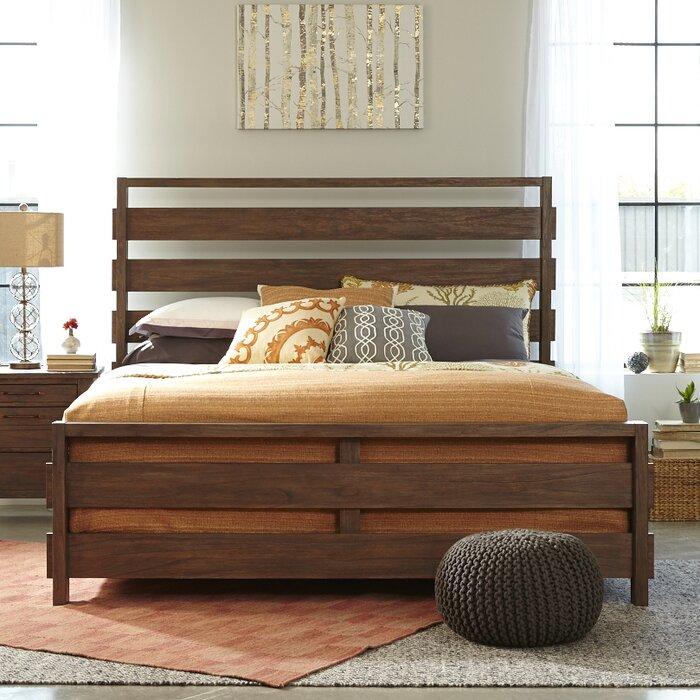 Panama Jack Driftwood Panel Bed Wayfairca - Panama jack bedroom furniture