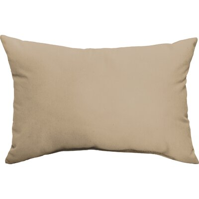 Wrought Studio McMillian Indoor/Outdoor Pillow Set Color: Beige