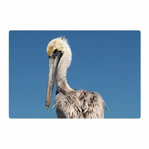 Philip Brown Pelican Blue Area Rug