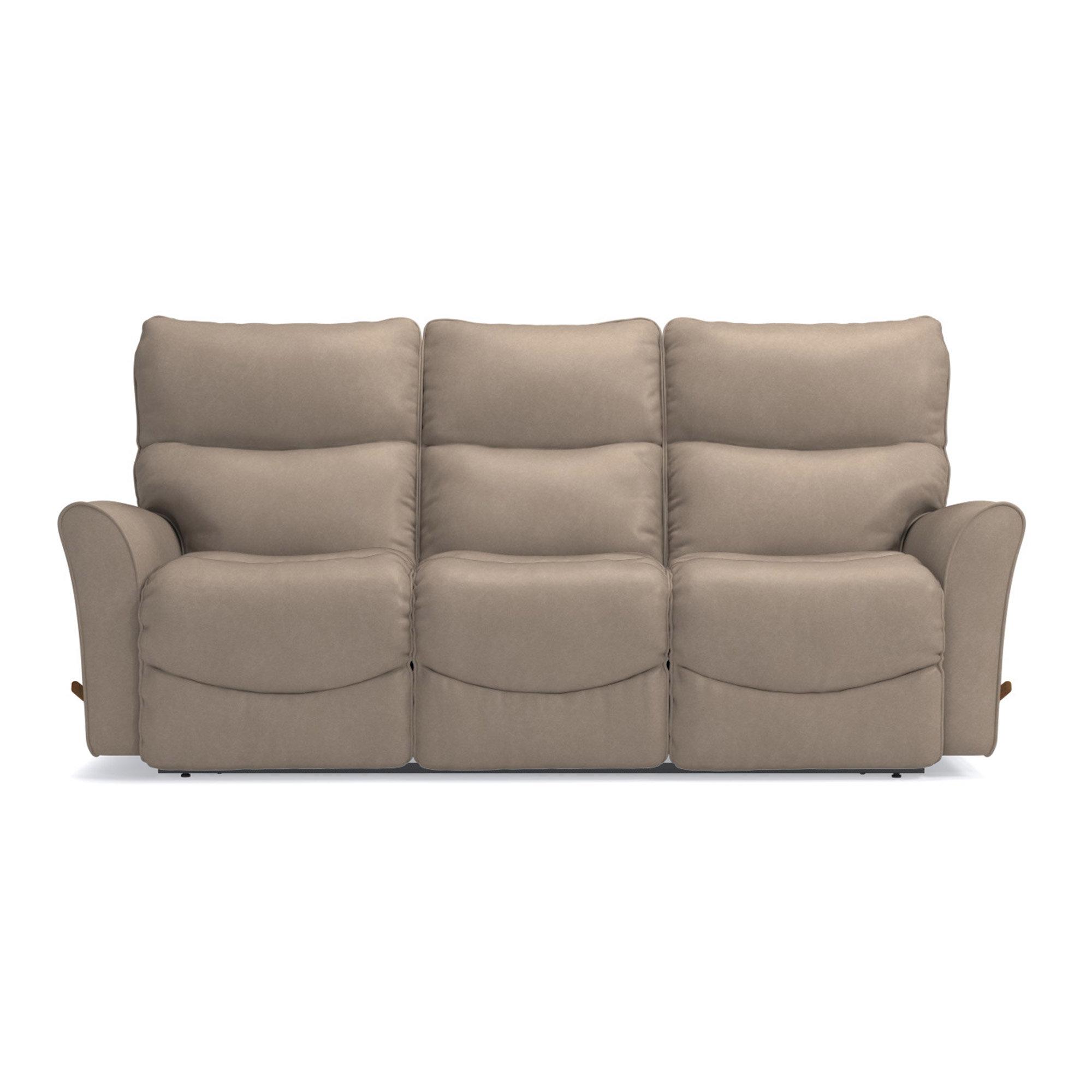 La-Z-Boy Rowan Leather Manual Reclining Sofa | Wayfair