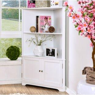 Vas Corner Unit Bookcase