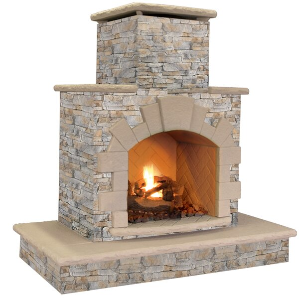 Delicieux Outdoor Fireplaces Youu0027ll Love | Wayfair