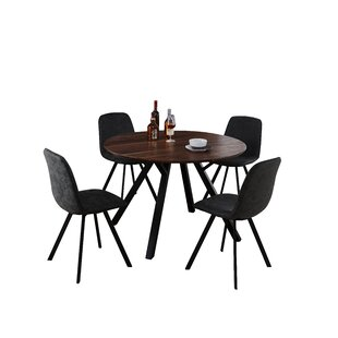 Modern Contemporary 60 Inch Round Dining Table Set Allmodern
