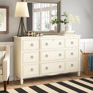 Payton Cottage 9 Drawer Dresser