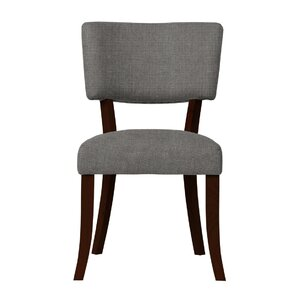 Larochelle Solid Back Side Chair (Set of 2) (Set of 2) by Red Barrel Studio