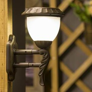 Hurricane 1-Light Outdoor Sconce