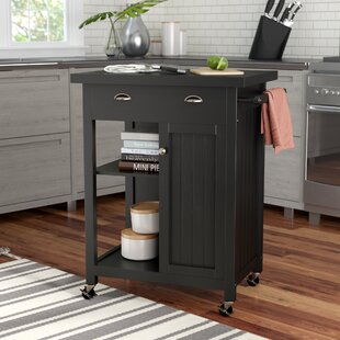 Mcgovern Kitchen Cart Great price